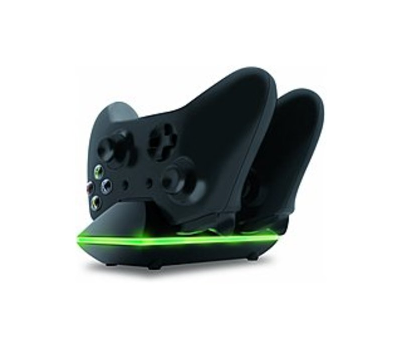 dreamGEAR Cradle - Wired - Gaming Controller - Charging Capability - 2 x USB