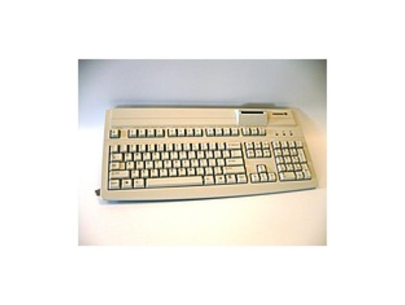 Cherry G81-8043LUVEU-0 MultiBoard - 104 Key - USB - Light Gray