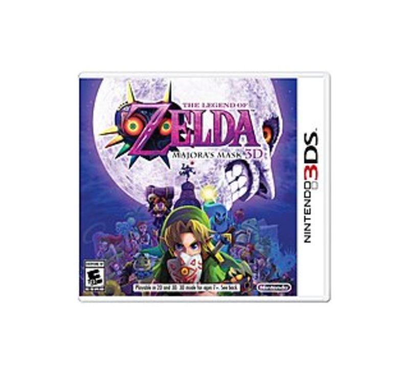 Nintendo The Legend of Zelda: Majora's Mask 3D - Action/Adventure Game - Nintendo 3DS