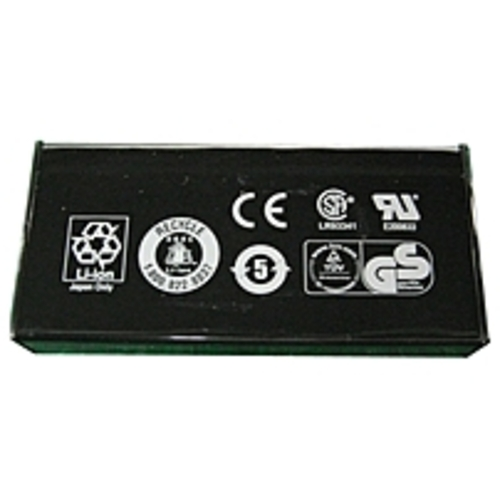 Dell-IMSourcing NU209 Storage Controller Battery - Proprietary Battery Size - Lithium Ion (Li-Ion) - 3.7 V DC