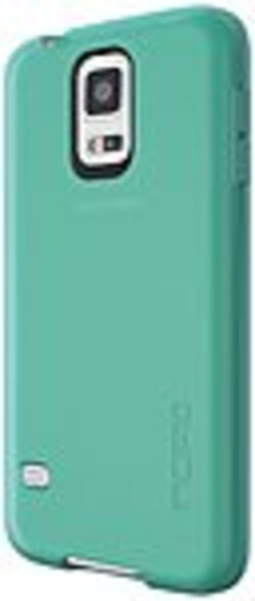 Incipio NGP Case for Samsung Galaxy S5 - Turquoise - SA-530-TRQ - Impact Resistant - Flex2O, Next Generation Polymer