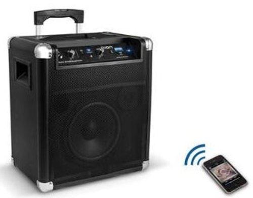 Ion Block Rocker IPA56B Portable Bluetooth Speaker - Black