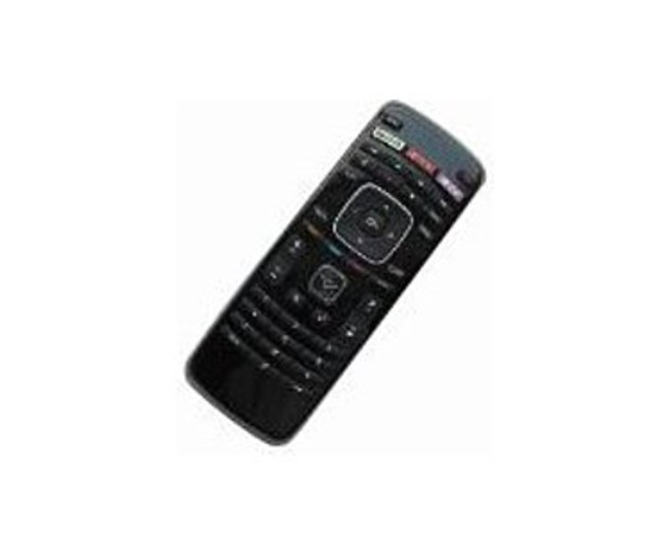 http://www.techforless.com - Vizio XRT112 Remote Controller for Vizio LED TV – 2 x AAA (Not Included) 6.97 USD