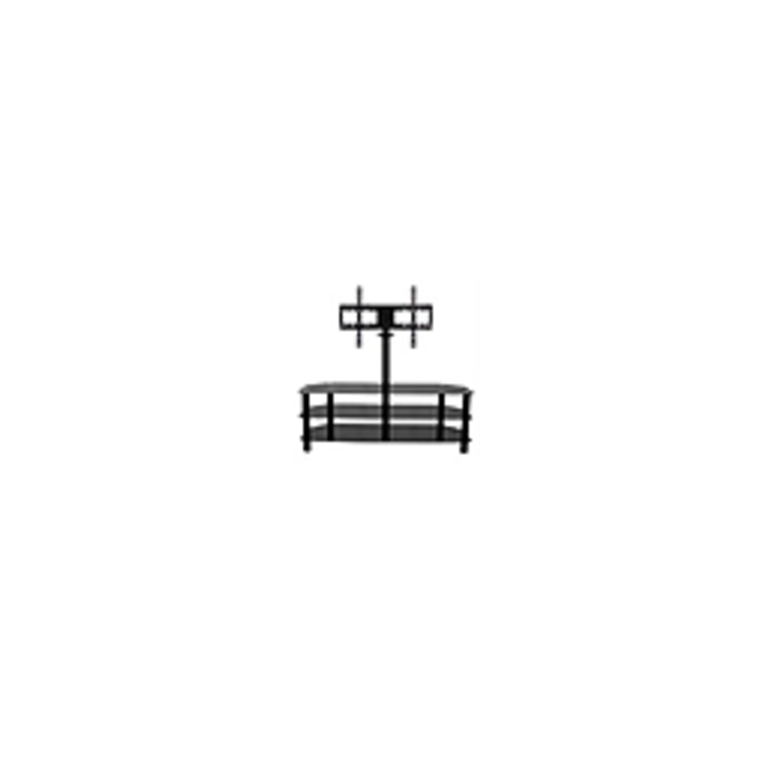 OSC Designs ANDREW TV Stand with Bracket - Black