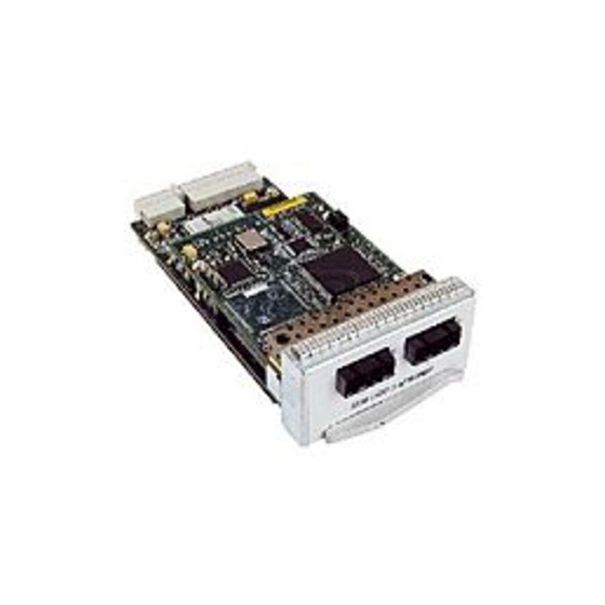 Juniper 2-port ATM2 IQ OC-3/STM-1 Module - 2 x OC-3/STM-1 832938022959