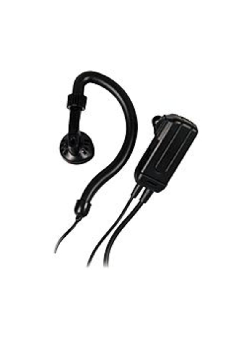 Midland AVPH4 2-Way Ear-Clip Headsets for GMRS/FRS Radios - Set of 2
