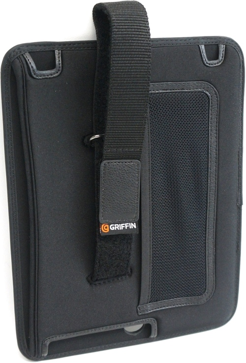 Griffin Technology GB03827-2 CinemaSeat Case for iPad 2, 3 - Black (GB03827-2_C2) photo