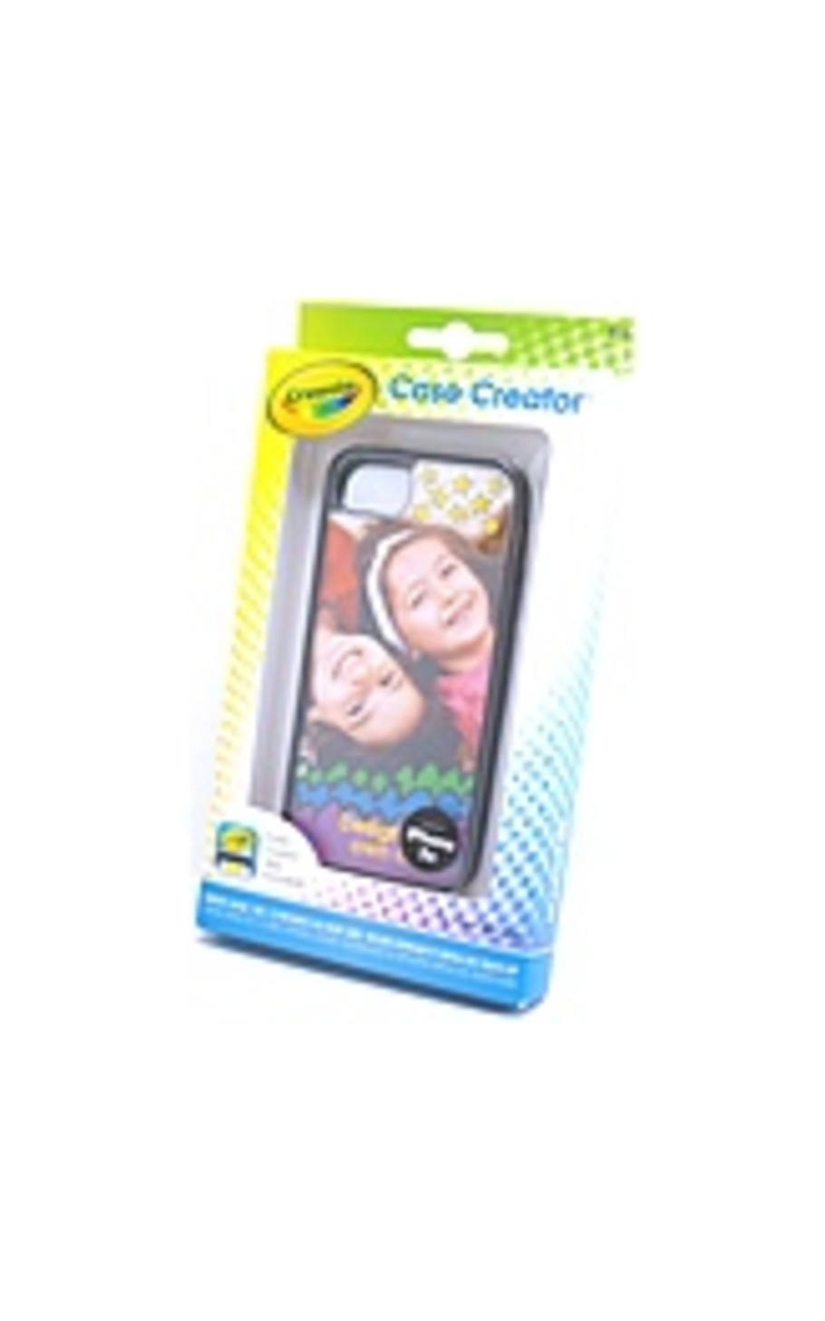 Crayola Case Creator for iPhone 5 - iPhone - Black, Clear