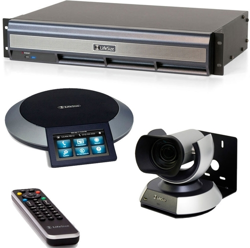 LifeSize_Room_220i_1000-0000-1155_Video_Conference_Kit_with_Remote