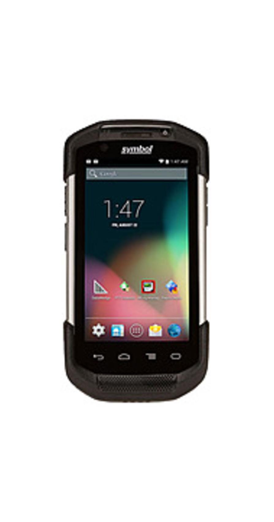 Motorola Symbol TC700H-KC11ES-NA TC70 Handheld Computer - 4.7-inch Display - 1.7 GHz Dual-Core Processor - 1 GB RAM - 8 GB Storage - Wi-Fi - Android 4