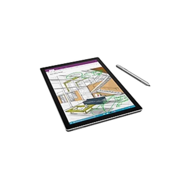 Microsoft Surface Pro 4 TH2-00001 Tablet PC - Intel Core i7-6650U 2.2 GHz Dual-Core Processor - 16 GB RAM - 256 GB Solid State Drive - 12.3-inch Touch