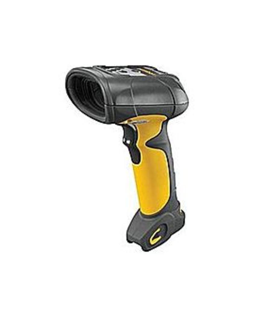 Symbol Technologies Ds3578-SR DS3578SRFU0100U LED Handheld Barcode Reader - Wireless - Yellow, Black
