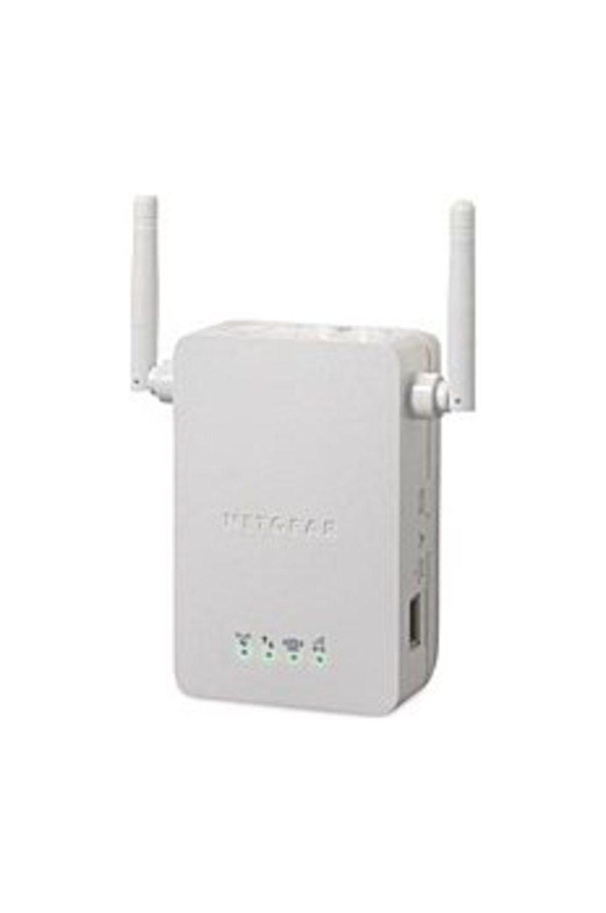 Netgear WN3000RP-100NAR N300 Universal Wireless Range Extender - White