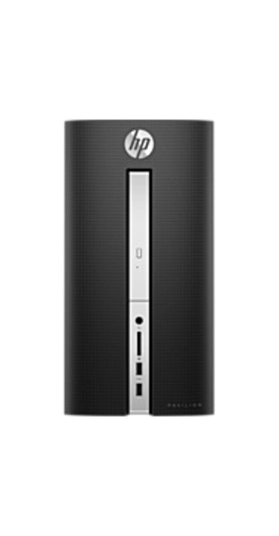 HP Pavilion V8P10AAABA 510-p020 Desktop PC - Intel Core i5-6400T 2.2 GHz Quad-Core Processor - 8 GB DDR4-2133 SDRAM - 1 TB Hard Drive - Windows 10 Hom