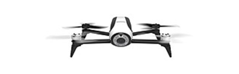 Parrot BeBop 2 PF726003 Quadcopter Drone with Flight Time - 14.0 Megapixel Flight Camera - White