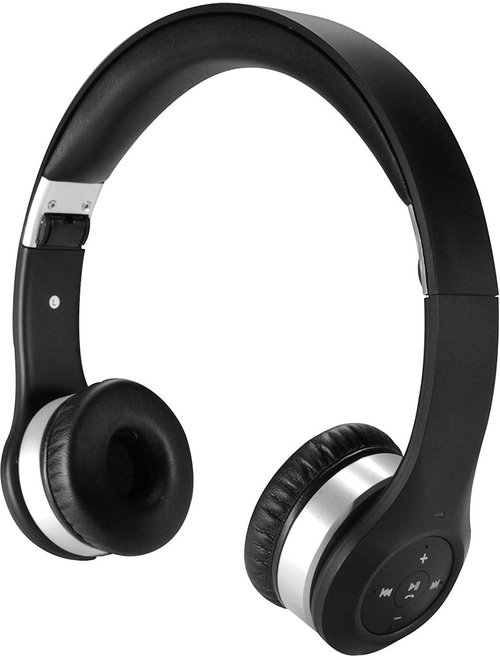 NXG Technology NX-BT-XP2-BLK Wireless Bluetooth-4 Headphones - Black
