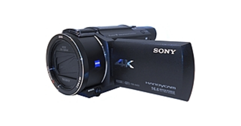 Sony Handycam FDR-AX53/B 4K Ultra HD Digital Camcorder - 8.3 Megapixels - H.264/MPEG-4 AVC - 250x Digital Zoom / 20x Optical Zoom - Black
