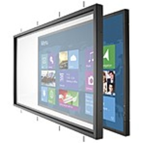 NEC Monitor Infrared Multi-Touch Overlay Accessory for the V801 Large-screen Monitor - Infrared (IrDA) Technology 16:9 - 16 ms Response Time