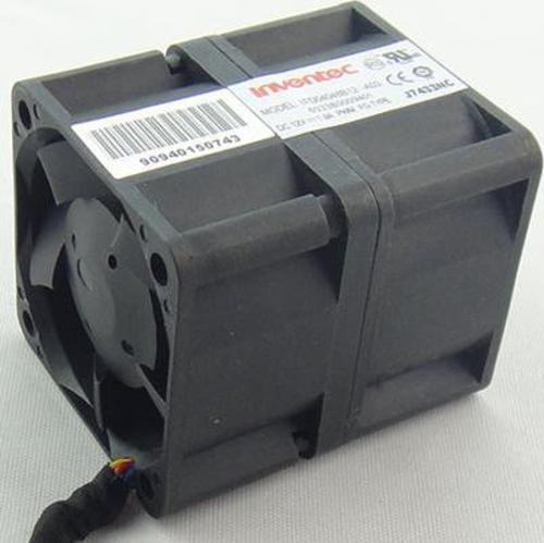 Inventec IFD04048B12-A03 4.0 cm Server Cooling Fan - 12 V - 1.9 A - 6 Wires