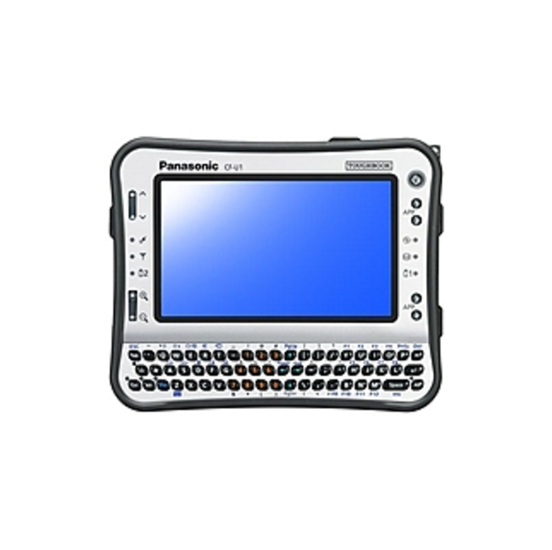 "Panasonic Toughbook CF-U1GQGXZ1M 5.6"" Touchscreen Rugged Ultra Mobile PC - Atom Z530 1.60 GHz - 2 GB RAM - 64 GB SSD - Windows 7 - 1024 x 600 Display"