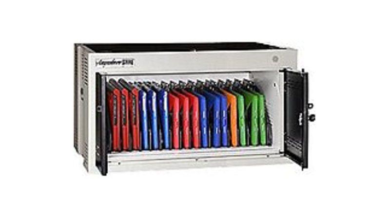 ANYWHERECART AC-MINI-16 Multi-Device Charging Cabinet - White