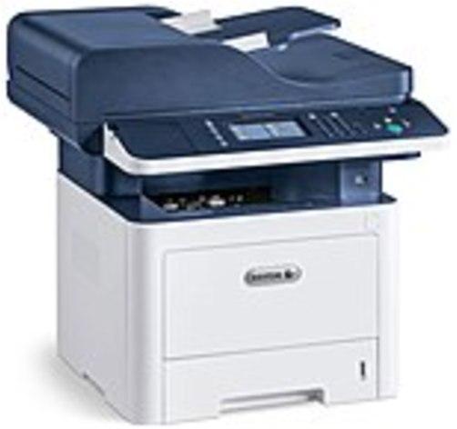 Xerox WorkCentre 3345/DNI Laser Multifunction Printer - Monochrome - Plain Paper Print - Desktop - Copier/Fax/Printer/Scanner - 42 ppm Mono Print - 12 (3345_DNI_C2) photo