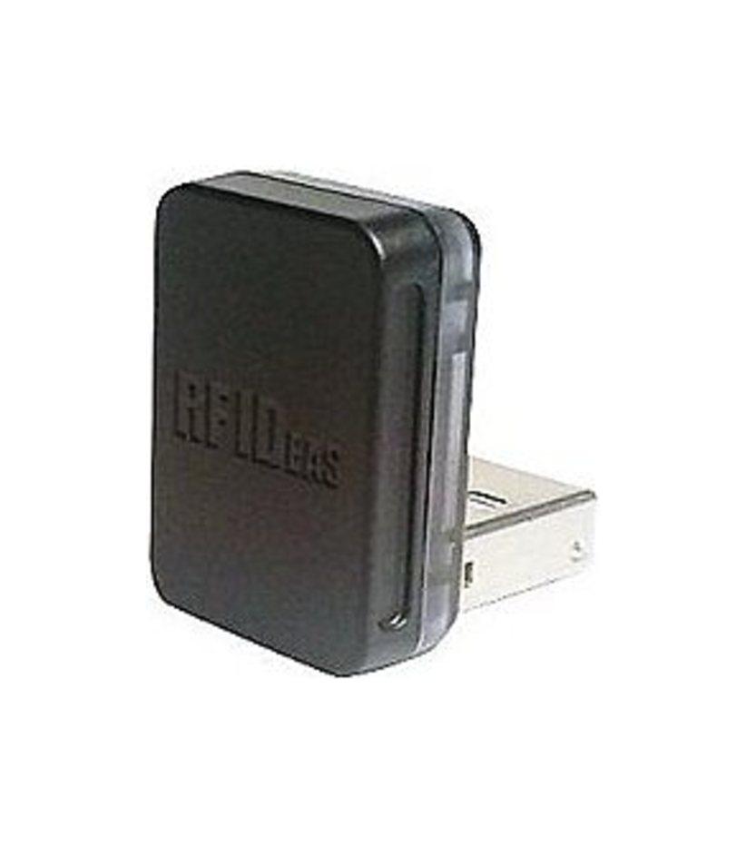 RF IDeas RDR-7011AKU pcProx HID iClass Vertical Nano Smart Card Reader - USB - Black