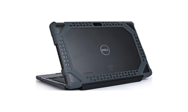 Maxcases DL-ES-5175-11-BLK-TOP Extreme Shell Top Only Case Cover for Dell Latitude 5175 - Black