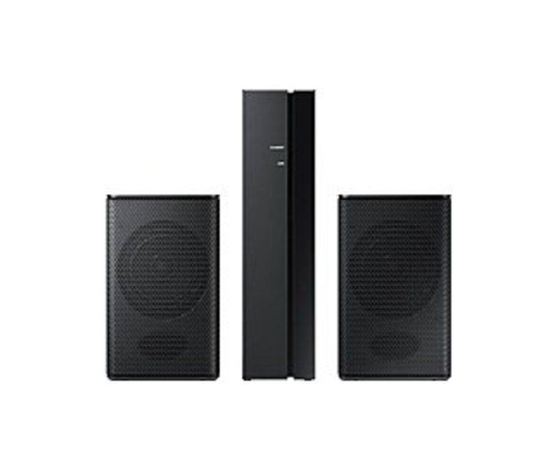 SAMSUNG SWA-8500S 2-Channel Wireless Rear Speakers - Black