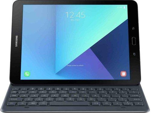 SAMSUNG EJ-FT820USEGUJ Bluetooth Keyboard Cover For Galaxy Tab S3 - Dark Grey