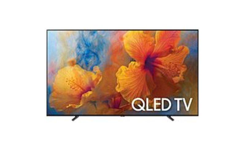 Samsung Q Series QN65Q9FAMFXZA 65-inch QLED 4K UHD Smart TV - 3840 x 2160 - 240 Hz - HDMI, USB - Black