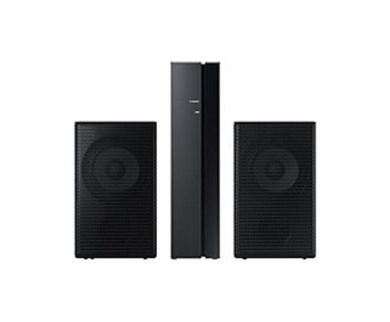 Samsung SWA-9000S/ZA 2 Pieces Wireless Rear 2.0 Channel Speakers - Black