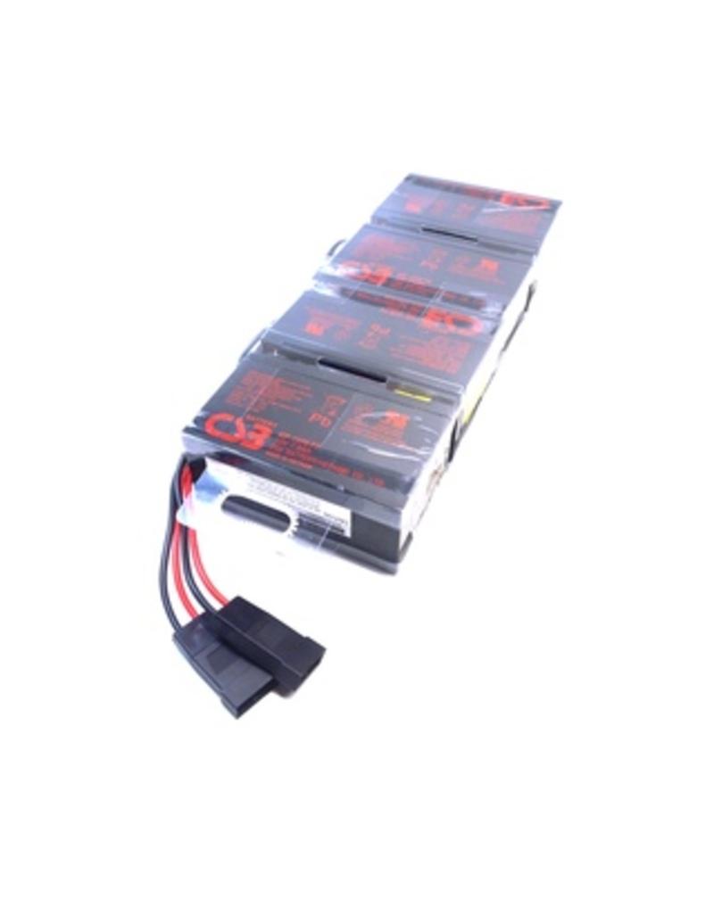 Liebert GXT2-7A48BATKIT Replacement Battery Kit for GXT 1000MT UPS (Uninterruptible Power Supply)