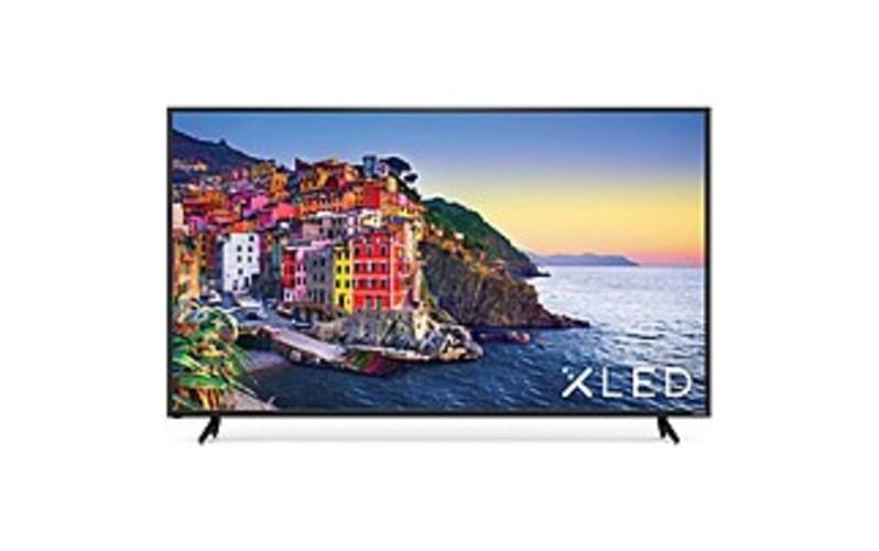 Vizio SmartCast E-Series E80-E3 80-inch Class 4K Ultra HD HDR XLED Display - 3840 x 2160 - 5000000:1 - 180 Clear Action - 120 Hz - HDMI, USB