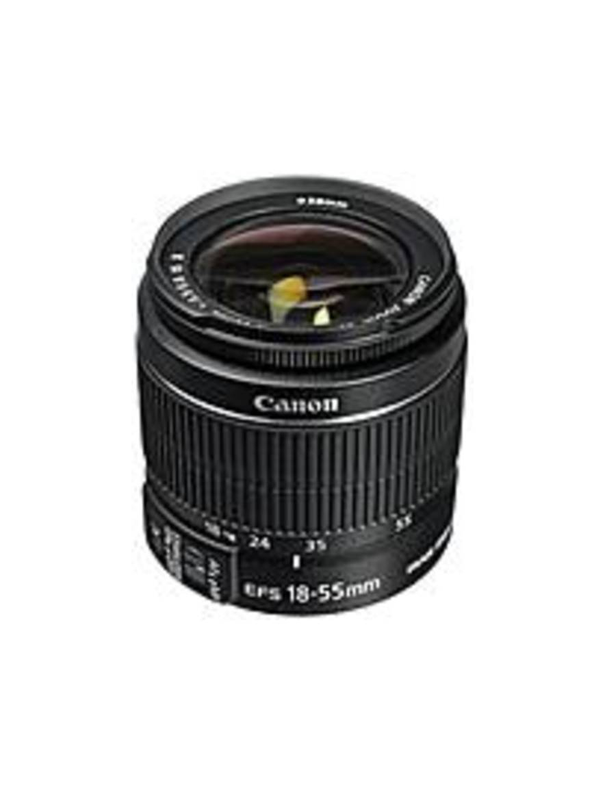 Canon EF-S 2042B002 Zoom Wide Angle-Normal EF-S 18-55 mm f/3.5-5.6 IS Autofocus Lens