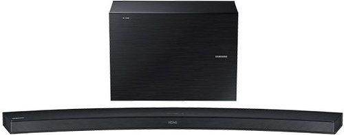 Samsung HW-JM4000C 2.1 Channel Curved Wireless Soundbar System - 300 Watts - Bluetooth - Black