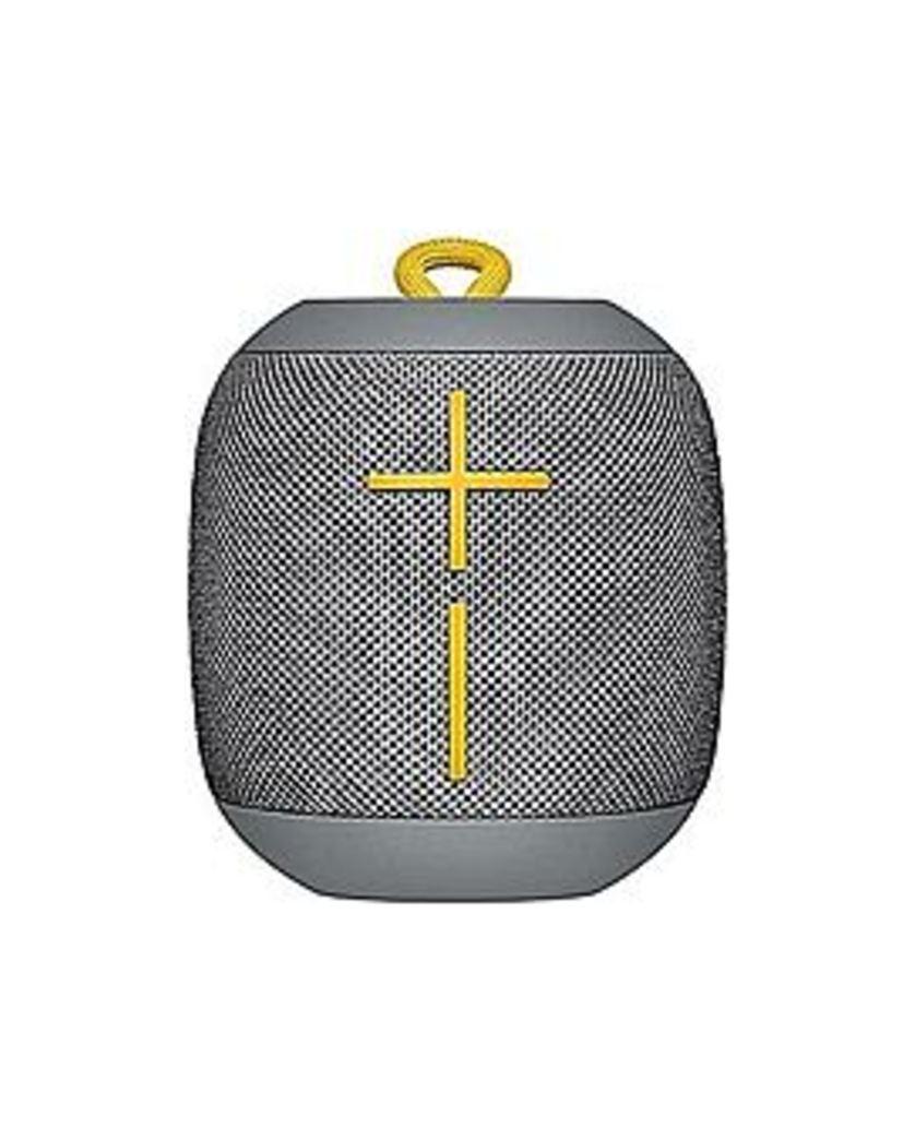 UE 984-000844 WONDERBOOM Portable Bluetooth Speaker - Stone Gray