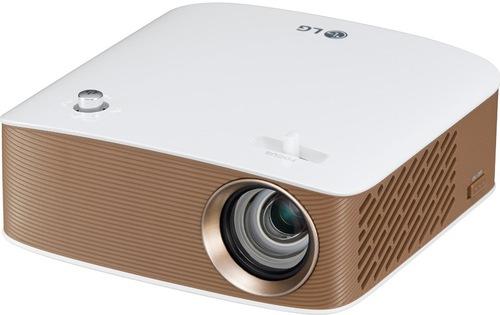 LG Electronics PH150G Mini Beam LED Projector - 130 Lumen - 16:9 - 1280 x 720 - White