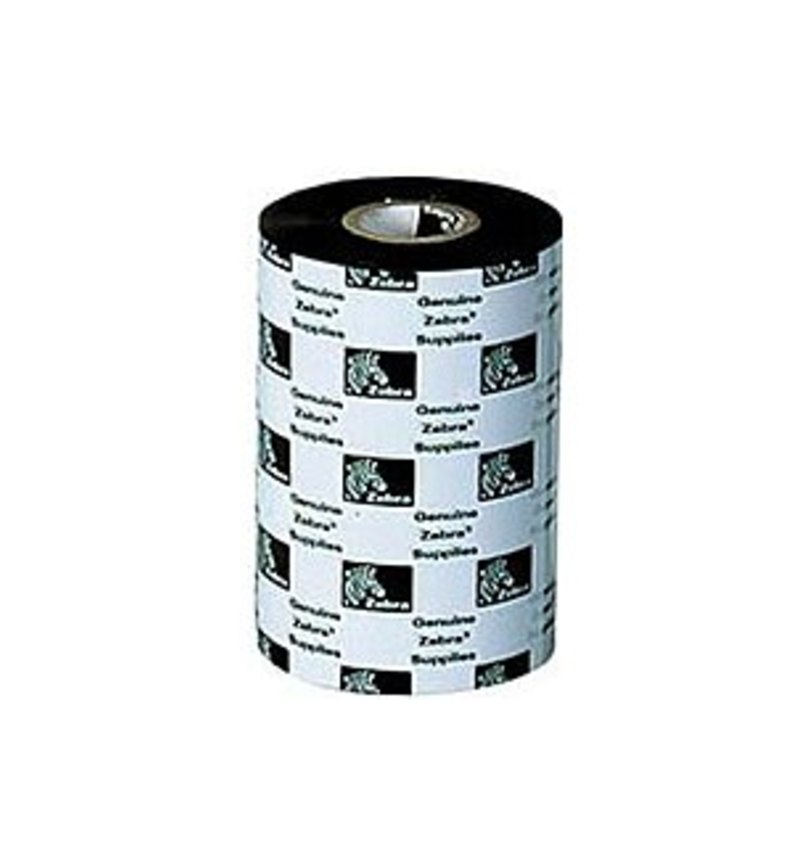 Zebra Technologies 05100BK08345-R 5100 Premium Resin Ribbon - 3.27 x 1476 - Black