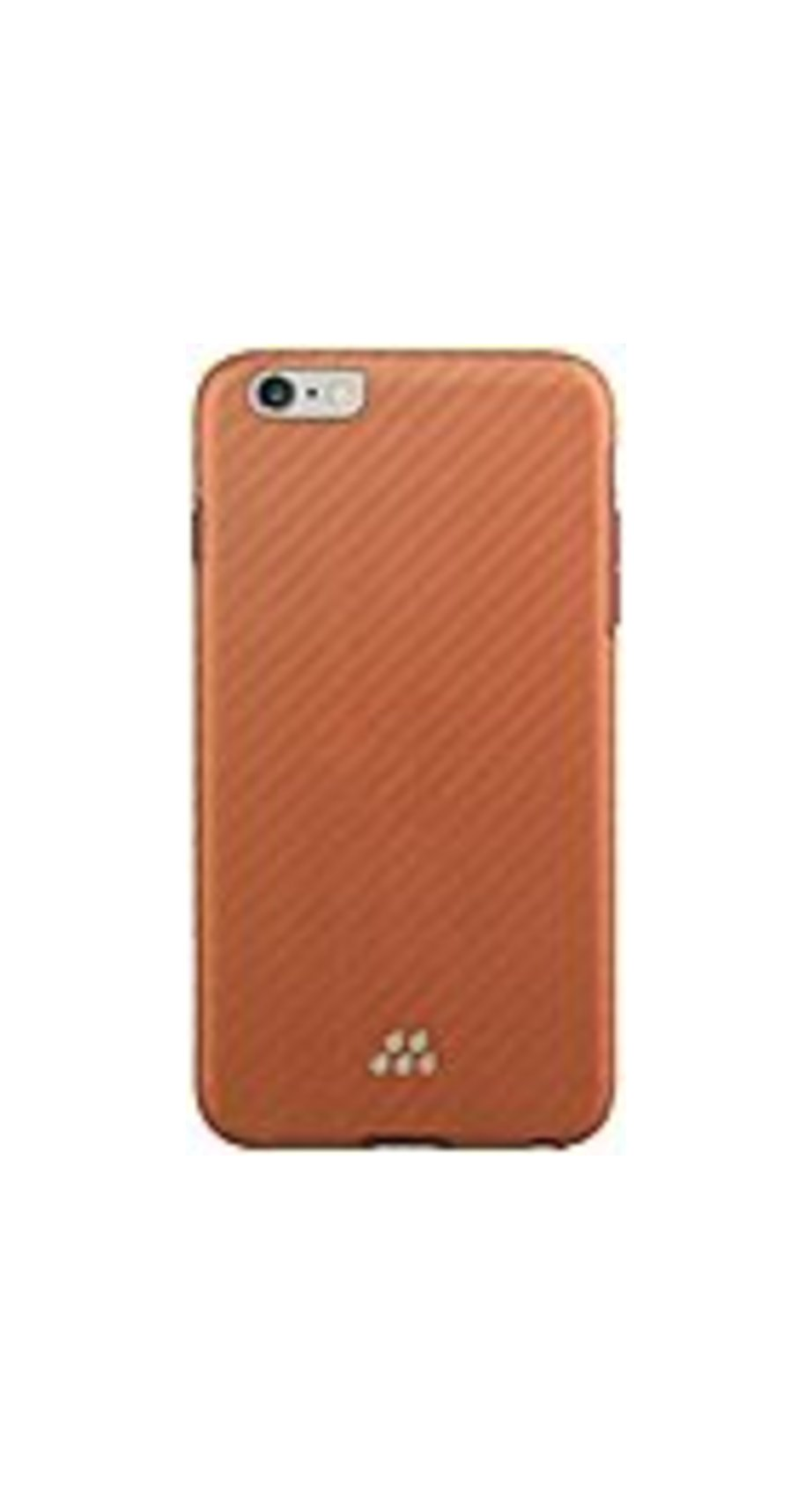 Evutec Karbon SI Kalantar for iPhone 6/6S Plus - iPhone 6 Plus, iPhone 6S Plus - Rose Gold - Smooth - Slip Resistant, Scratch Resistant, Shock Resista