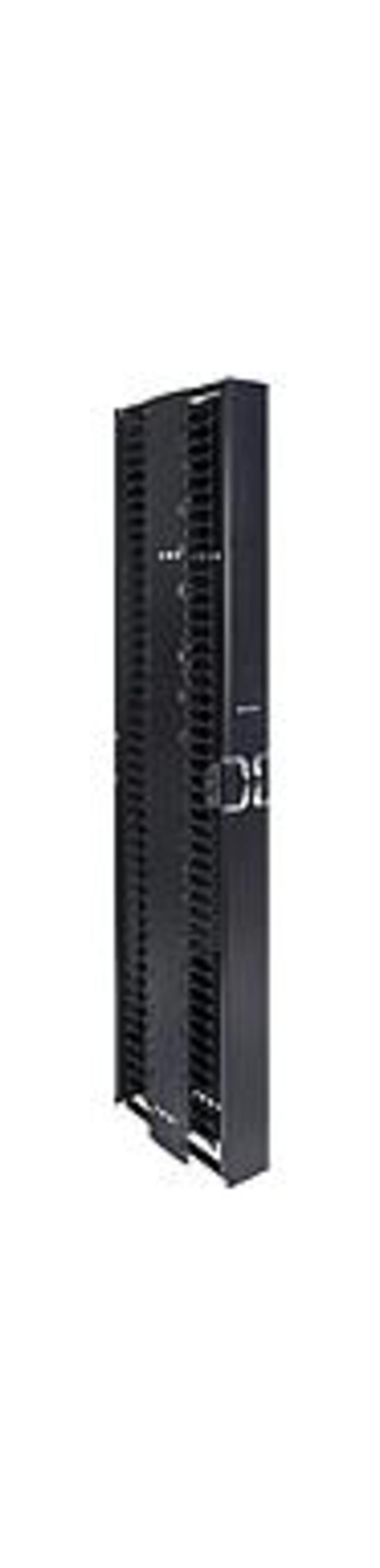 Commscope Cable VCM-DS-84-6B 6 x 84-inch Vertical Cable Management Kit - Black