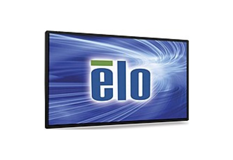 Elo Touch E183504 7001LT 70-inch Infrared Touchscreen Interactive Digital Signage LED Monitor - 1080p (Full HD) - 5000:1 - 8 ms - Black