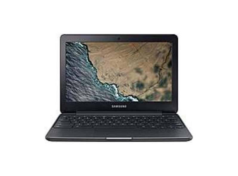 Samsung Chromebook 3 XE500C13-K04US Chromebook PC - Intel Celeron N3060 1.6 GHz Dual-Core Processor - 4 GB LPDDR3 SDRAM - 16 GB SSD - 11.6-inch Displa