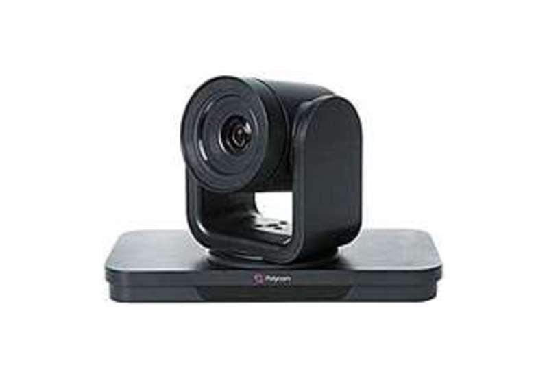 Polycom 8200-64370-001 Eagle Eye IV Video Conferencing Camera - 1920 x 1080 - 4x Optical/12x Digital Zoom - Black