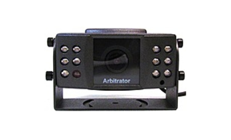 Panasonic CN458IR-P Rear Seat Camera - For Arbitrator 360 - Wide-Angle Views - Illumination Sensor - Low Light Capabilities