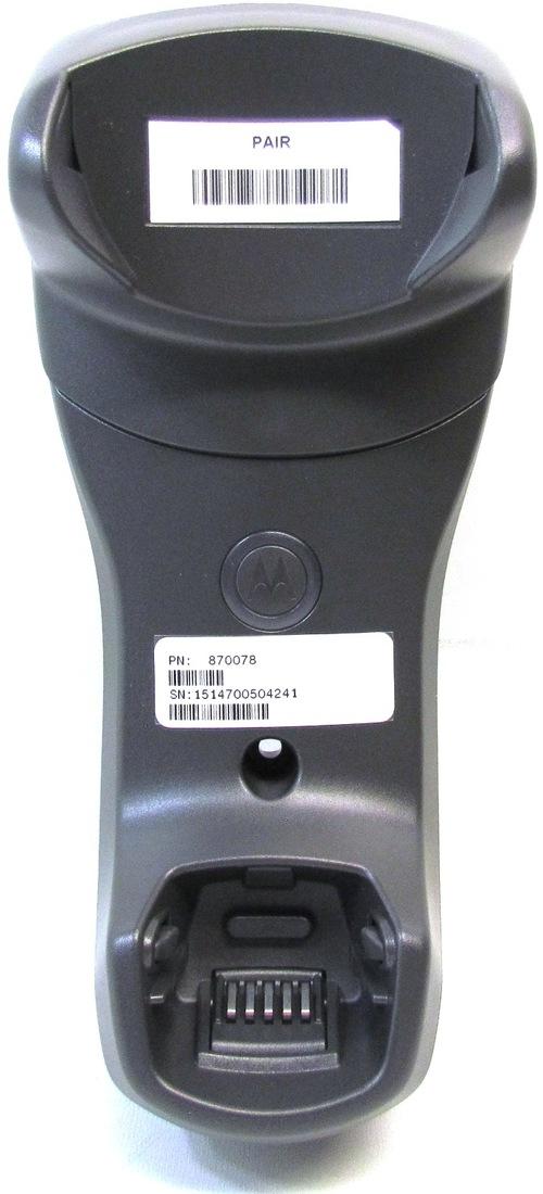 Zebra KT-2078-C114070005 Cradle Accessory Kit - Power Supply - 7 FT USB to RJ Connector - 1 x Scanner Bracket