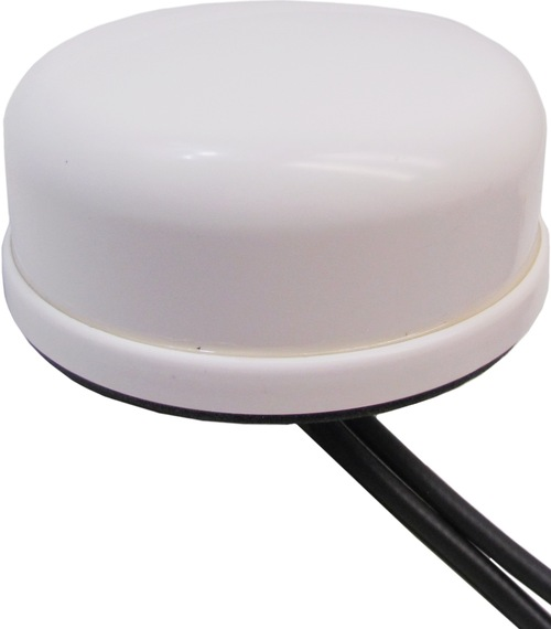 Sierra Wireless IMTANT1201 Antenna - 6 GHz - 15 FT Cable - Bolt Mount  - White