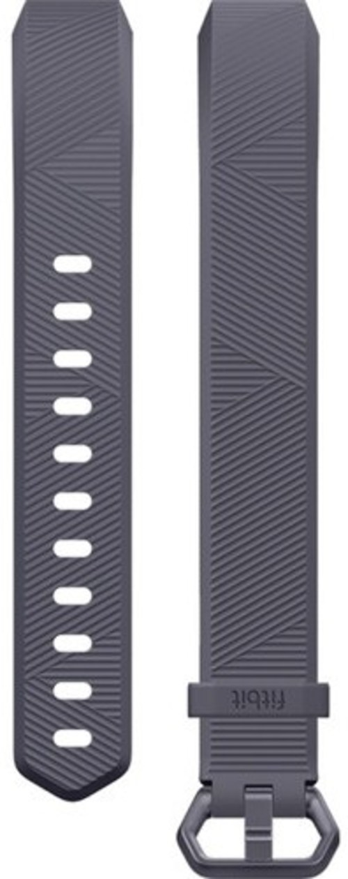 Fitbit FB163ABGYL Classic Band for Alta HR Activity Tracker - Large - Blue Gray