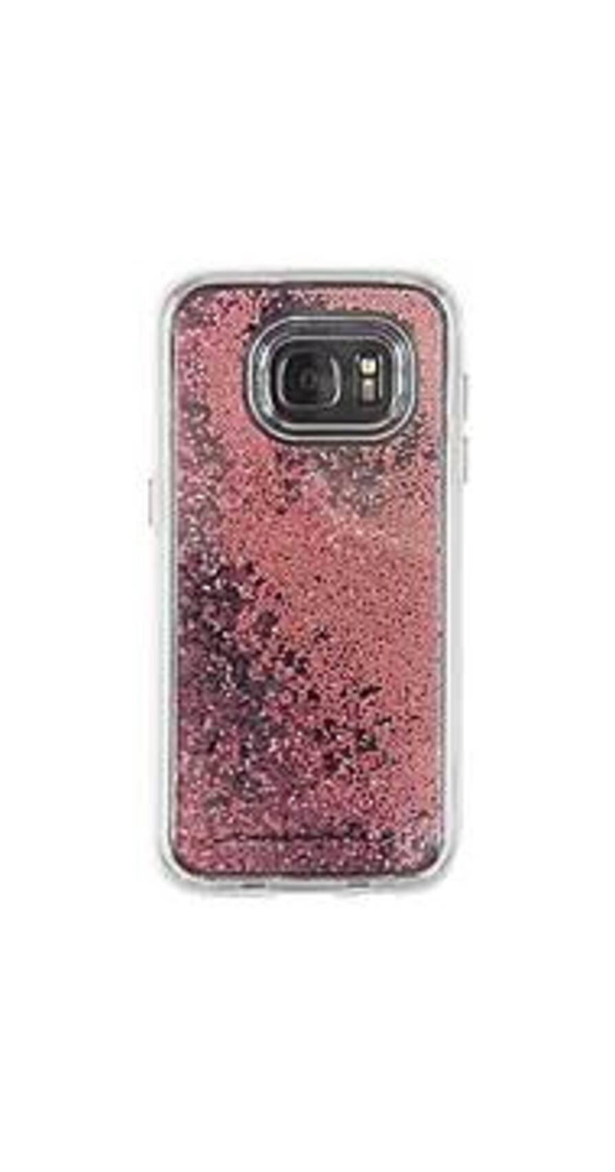 Case-Mate V1-PO18492 Waterfall Case for Samsung Galaxy S7 Smartphone - Rose Gold