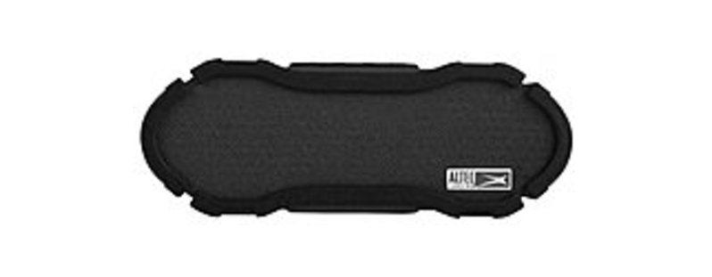 Altec Lansing IMW458-BLK OmniJacket Mini Bluetooth Speaker - Black